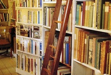 Places to put books