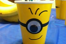Party Ideas - Minions