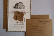 Wedding invites for Emma / by Boris Smith