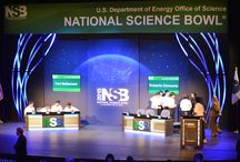 National Science Bowl 2015 / EVENTEQ designed and delivered the stage set, audio, lighting, video and webcasting services for the 2015 National Science Bowl