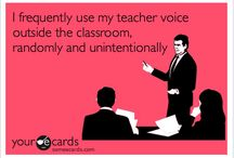Teaching  / by Megan Ciccarello