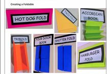 foldables & graphic organisers