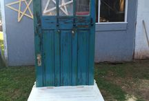 Outside the box / One of a kind furniture and decor