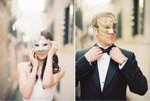 Wedding- Masquerade Ball theme