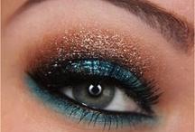 Eye makeup / by Cheryl Heck-Crockett