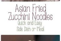Food: Asian Inspiration