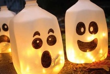 Halloween Recycle Projects