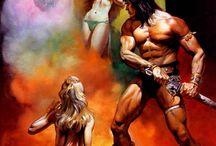 Conan - Warrior, Adventure, Barbarian, King