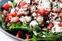 Salad / by Gabrielle Bodison
