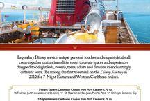Disney Cruise 2013 / by Melony Fellers