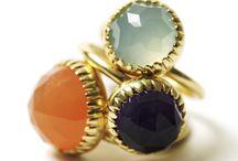 jewels / by Brooke Eriksen