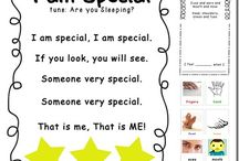 All About Me - Preschool