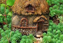 Vílové domčeky