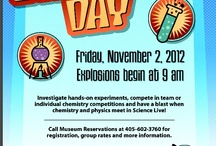 SMO happenings / by Science Museum Oklahoma