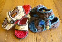 baby shoes / by Mary Neumeier