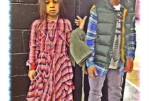 My mini-me's styled to perfection . . .  / Kid style!!! Who more stylish than me (mommy) . . . my KIDS! :-)  / by Mika T