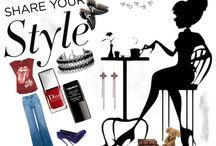 ShareYourStyle / Style, lifestyle, self-confidence, elegance, positive psychology