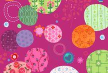 shape, textile, texture