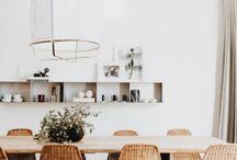 Mesas comedor y sillas