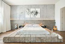 Zen + Bohemian home