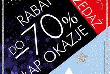 Zimowe wyprzedaże - Gazetka ważna do 18.01