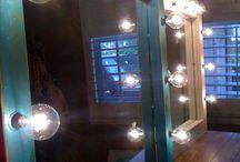 LIGHTS ON BATHROOM