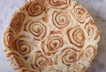 Cream Puff,Puff Pastry,Pie,Tart
