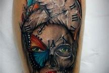 tatuajes / ideas para tatuajes nuevos, tauajes impresionantes, arte en la piel