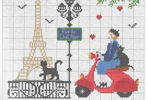 x-stitch pictures