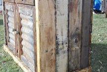 old pallet furniture