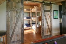 Bunkhouse / Awesome new designs for Stuart's next project. Woot! / by S Fraser