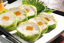 Λαχανοντολμάδες διαίτης με κοτόπουλο / Εύκολοι και light λαχανοντολμάδες με κιμά κοτόπουλου