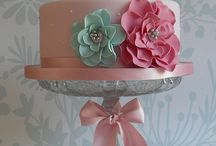 Beautiful Cakes Made By Others, Admired By Me