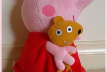 Peppa Pig / Everything Peppa! All items available for purchase from All Things Cute