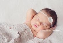 Newborn Portraits (inspiration) / by Alicia Jerome