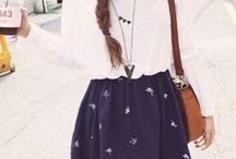 Style: Bottoms: Skirts