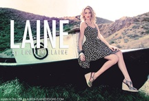 LOOKBOOK | Laine by Lauren Elaine Summer 2013 / Lookbook for the LAINE BY LAUREN ELAINE Summer 2013 Collection! Shop online at: http://lauren-elainedesigns.com