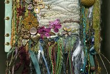 Textile books/picyures