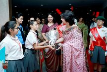 PRESIDIUM HONOURS YOUNG ACHIEVERS IN A GRAND CEREMONY / Presidium, hosted a grand ceremony, THE CHAIRPERSON HONOURS (October 2016 Meet), with a lot of excitement and enthusiasm. At the meet, Mrs. Sudha Gupta, the honorable Chairperson of Presidium, congratulated more than 230 Presidians for their extraordinary achievements in academics, sports and co-curricular activities.