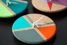 Clocks / by Heidi Brammer
