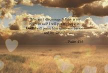 - Psalm & Bible verses -