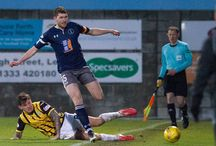 Ryan McGeever / Pictures of Queen's Park defender Ryan McGeever