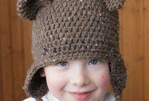 Crochet: Hat / Sombreros de crochet.