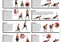 Workouts / by Joseph Allen