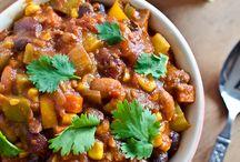 Soups, stews, chilis