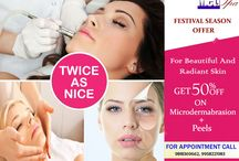 skin treatment offer page