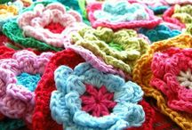 Crochet Rosehip Flowers / by Camille F
