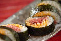 Sushi Recipe / by Ouchistyle Henshubu