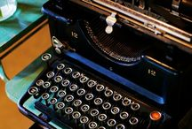 Old Typewriters/ Cameras