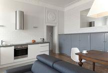 MY   Flat N°3 / Fot. Piotr Lipecki. My apartment in Poland, Wroclaw. Design Karo S-k i Managem